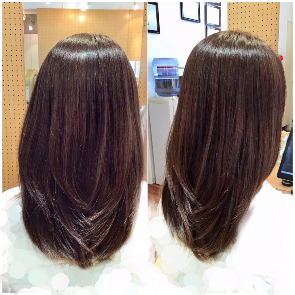 うねる髪 改善方法