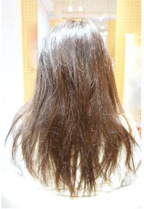 ヘアエステ専門店オノフ 髪質改善プログラムの流れ1