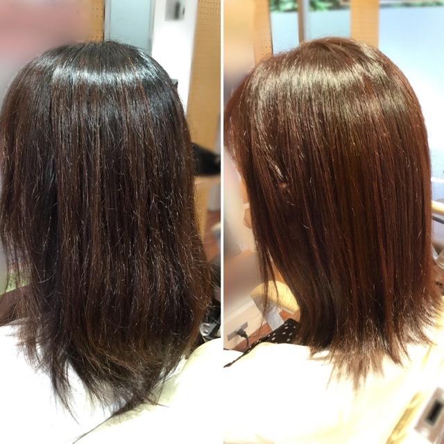 髪体力アップで、普段と違うヘアスタイルを楽しめちゃいます♪
