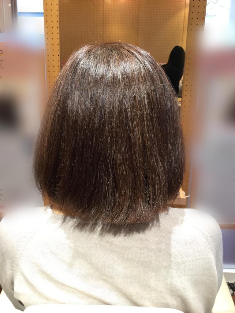 髪体力向上カラーエステでキレイに伸ばせるように!!