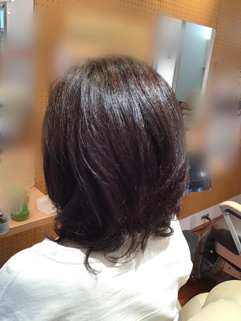 O様の髪質感改善プログラム!!(更新)