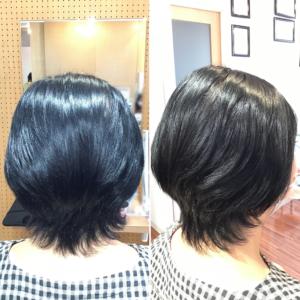 艶髪 髪質改善
