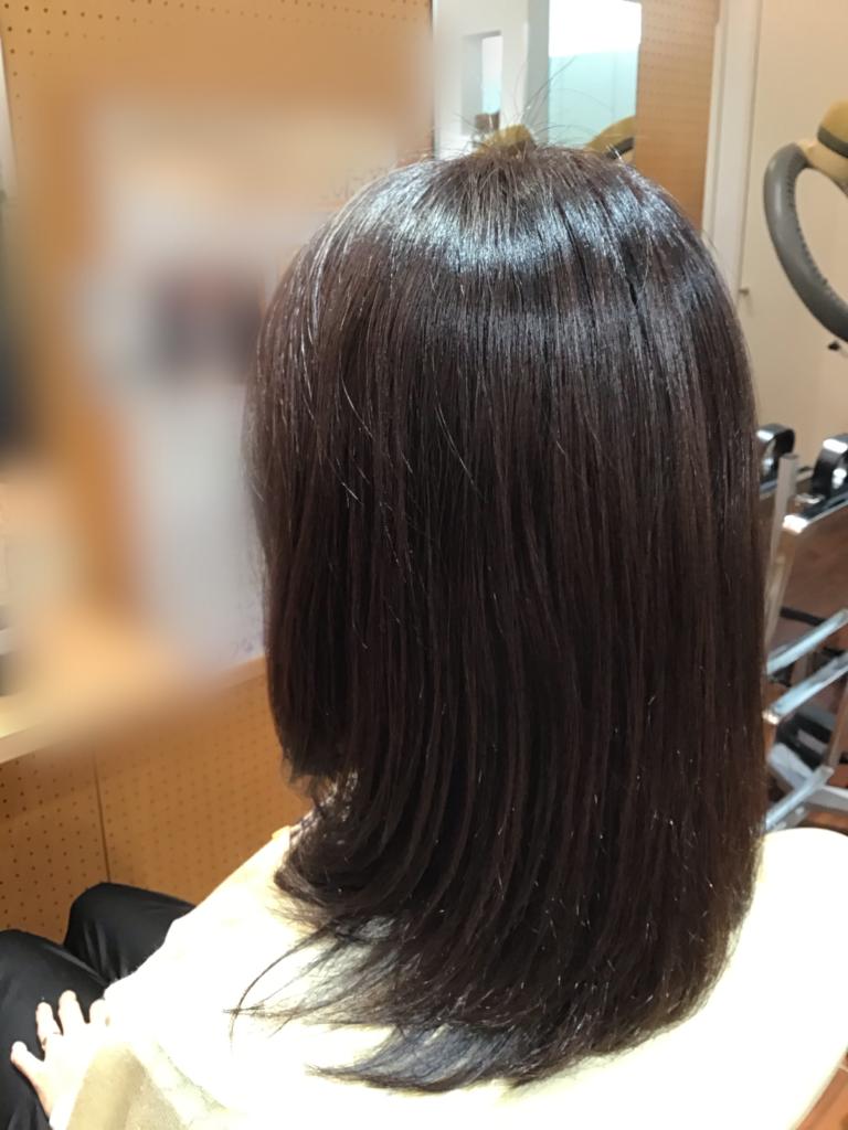 髪質感改善プログラム(M様のスタイルチェンジ歴)