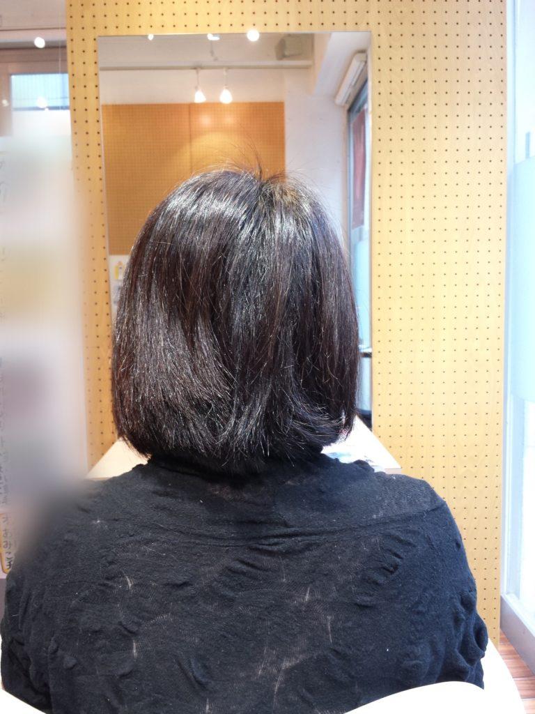 Y様の髪質感改善プログラムで艶髪に!!