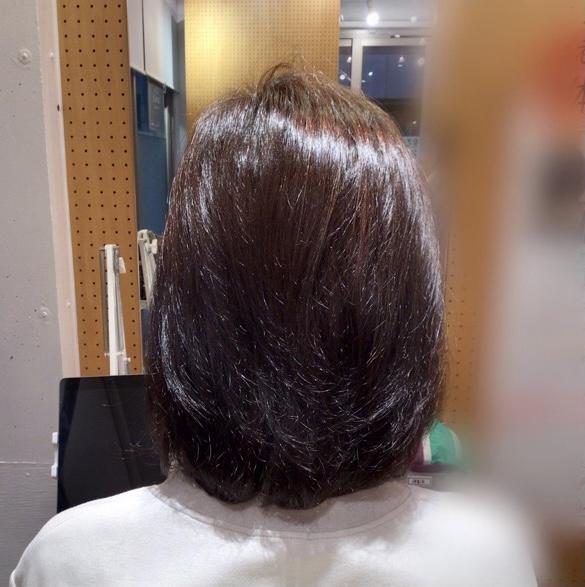 W様専用髪質感改善メニュー!